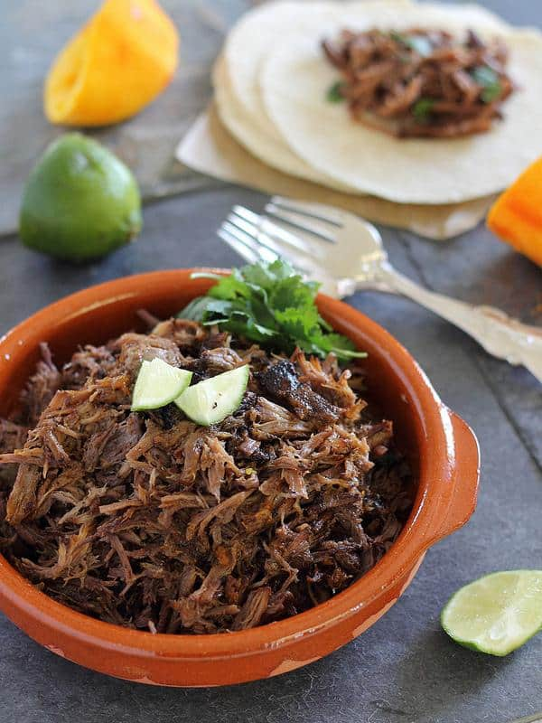 spicy beef carnitas