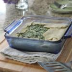 Spinach Ricotta Torte