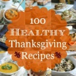 100 Healthy Thanksgiving recipes