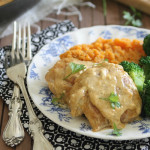 5 Spice Cream Cheese Chicken