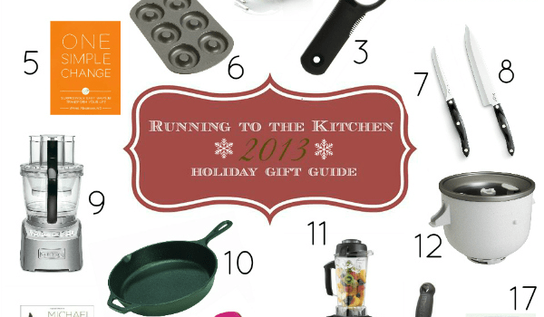 2013 Holiday gift guide