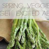 Five Spring Veggies To Get Excited About: Asparagus
