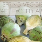 A guide to spring vegetables – artichokes