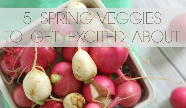 A guide to spring vegetables – radishes