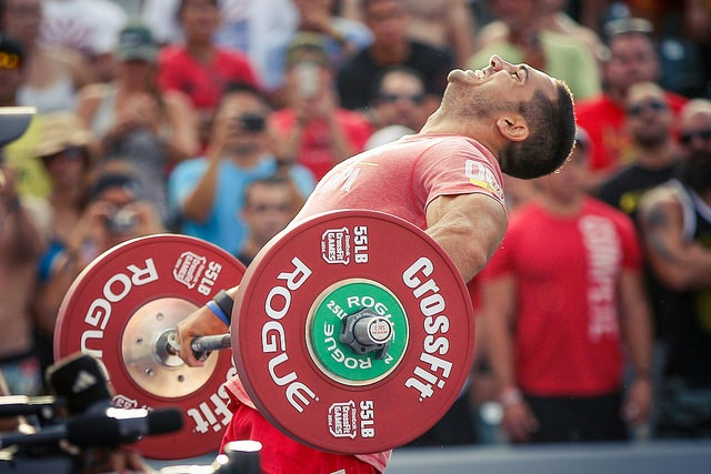 2014 reebok crossfit games highlights