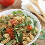 Cream-cheese-BLT-pasta-salad