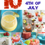 10 Drinks for Fourth of July