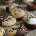 Rosemary cayenne chocolate chip cookies