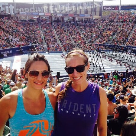 2014 Reebok CrossFit Games: fun stuff!