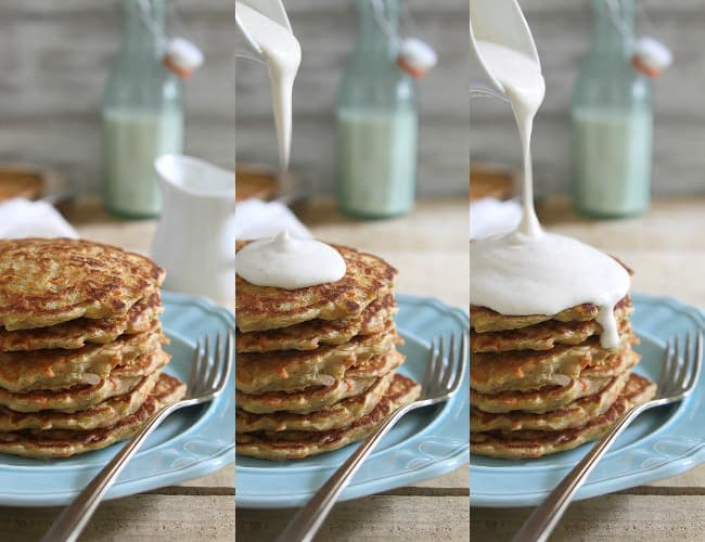 Apple carrot cake pancakes 3 optimized