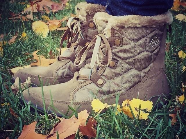 Columbia minx boot
