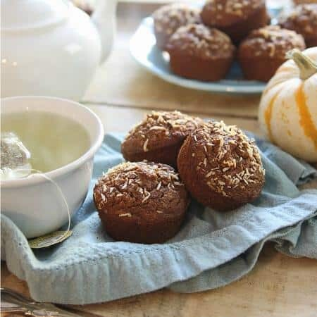 Toasted_coconut_pumpkin_hazelnut_muffins 450x450