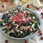 Winter chopped kale salad  450x450
