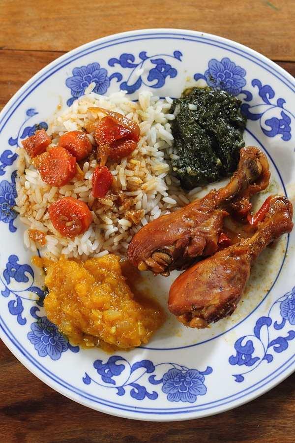 Grenadian dinner