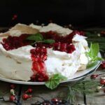 Pomegranate pavlova 450x450
