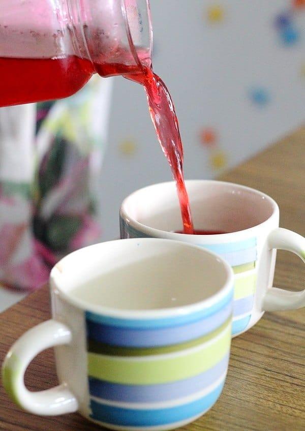 Sorrel juice optimized