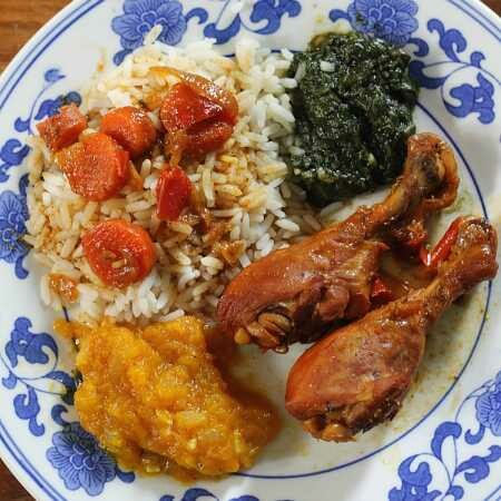 Traditional Grenadian Food 450x450