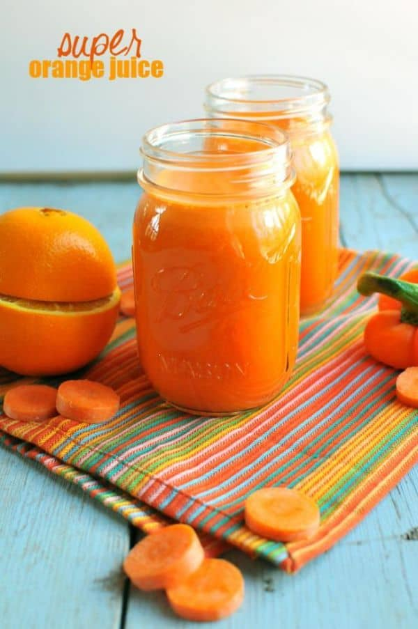 super-orange-juice