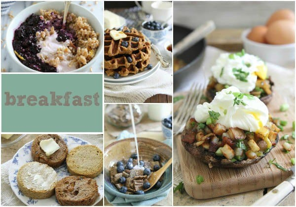 Healthy Eating Breakfast Recipes