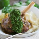 Citrus Braised Lamb Shanks 450x450