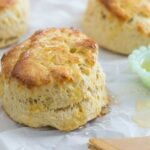 Citrus Honey Biscuits 450x450