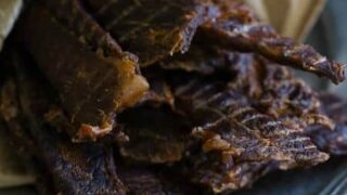 Buffalo Sauce Beef Jerky