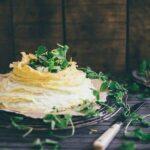Sweet Pea Lemon Crepe Cake 450x450