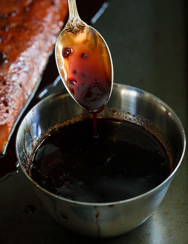 Tart Cherry Salmon Glaze
