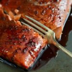 Tart Cherry Glazed Salmon 450x450