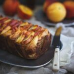 Paleo Maple Peach Bread 450x450