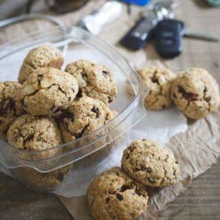 Road Trip Cookies