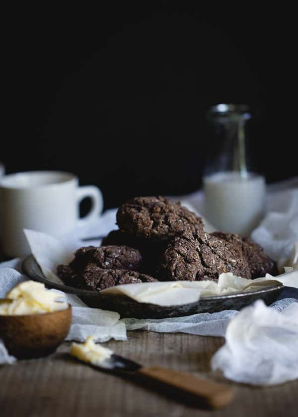 Gluten Free Chocolate Biscuits