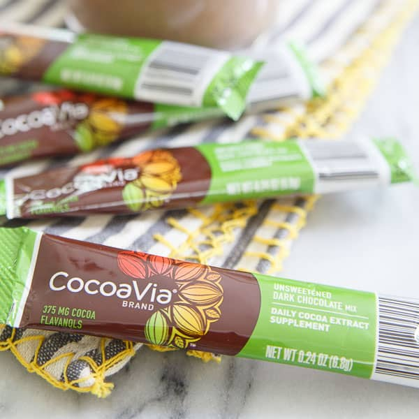 Cocovia unsweetened dark chocolate