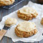 Paleo Carrot Cake Cookies 450x450