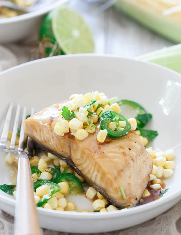 Honey Lime Marinated Sablefish
