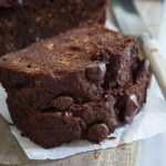 Paleo Chocolate Zucchini Bread 450x450