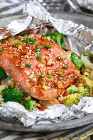 Meat and poultry processing recipes for salmon