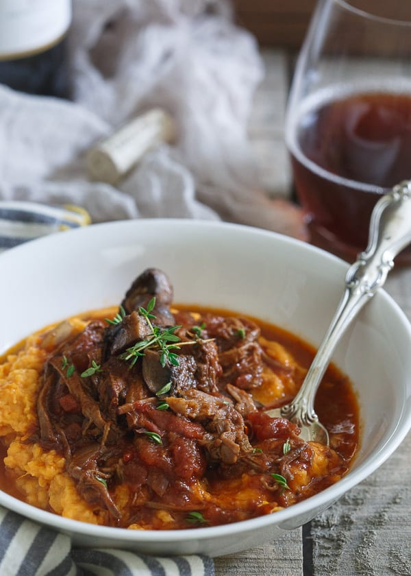 Crock Pot Short Rib Ragu