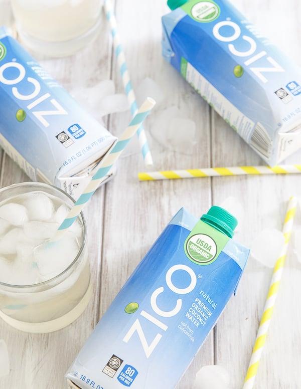 5 Health Benefits of Coconut Water