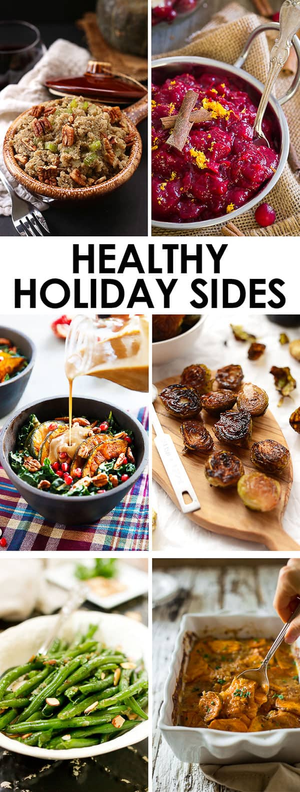 6 Healthy Holiday Sides