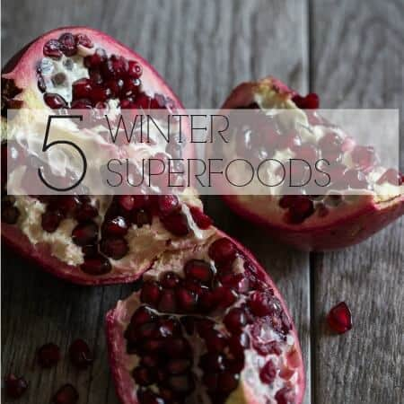 5 Winter Superfoods