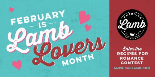 Lamb Lovers Month - American Lamb Board