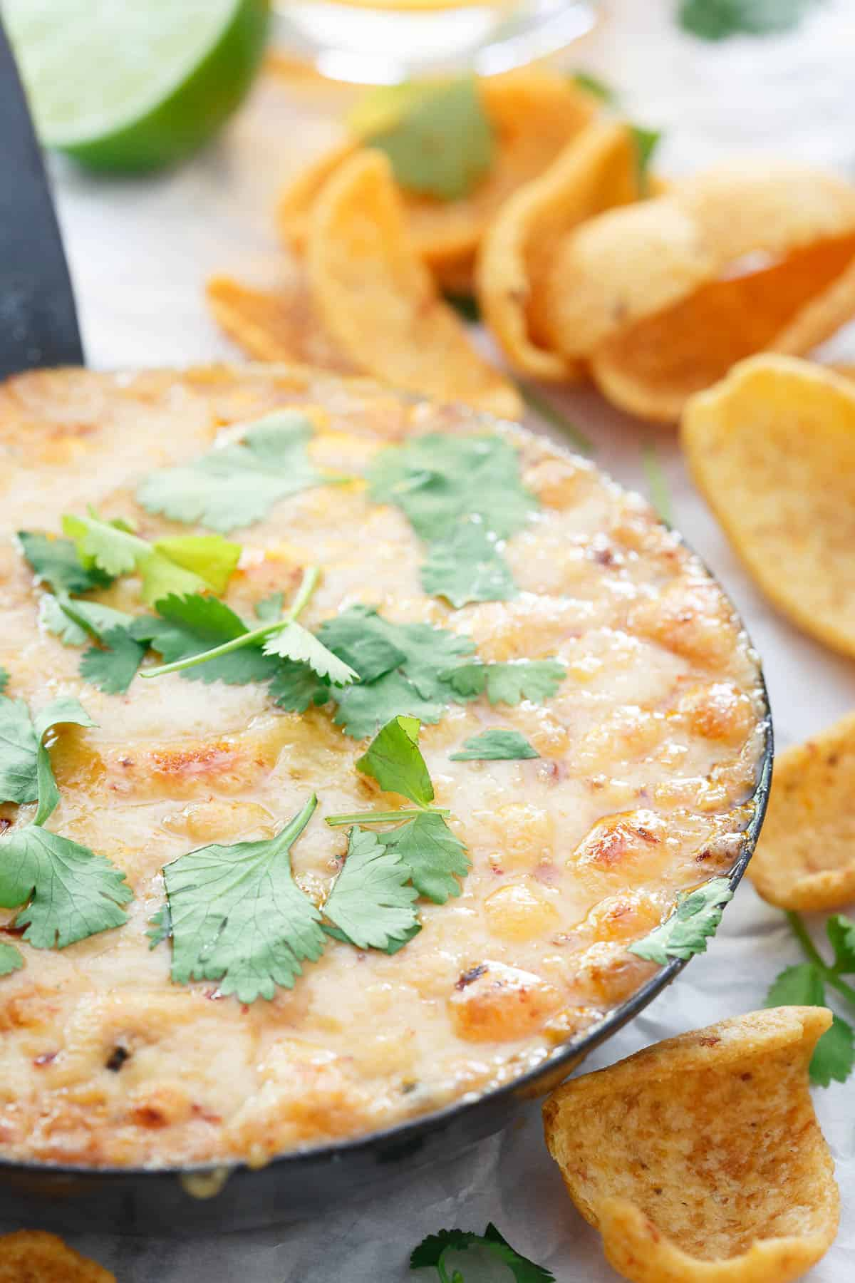 Celebrate National Hummus Day with this Chipotle Hummus Fundido