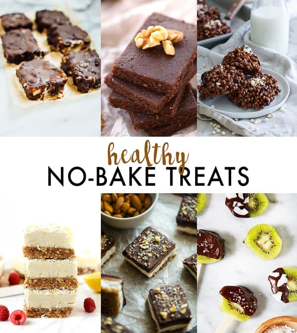 Healthy No Bake Treats