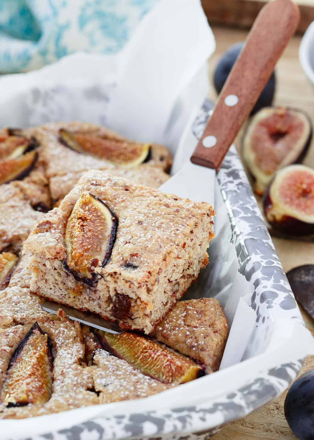Fig Syrup Cake Recipe