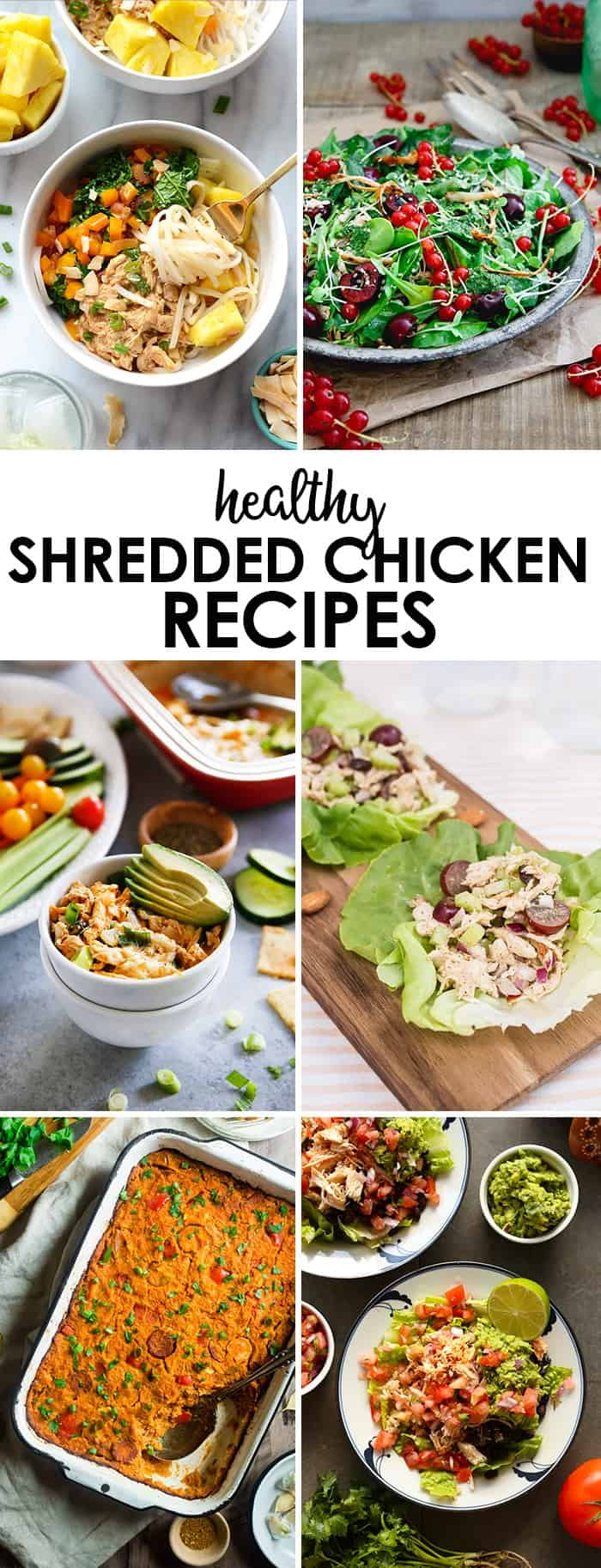 healthy-shredded-chicken-recipes