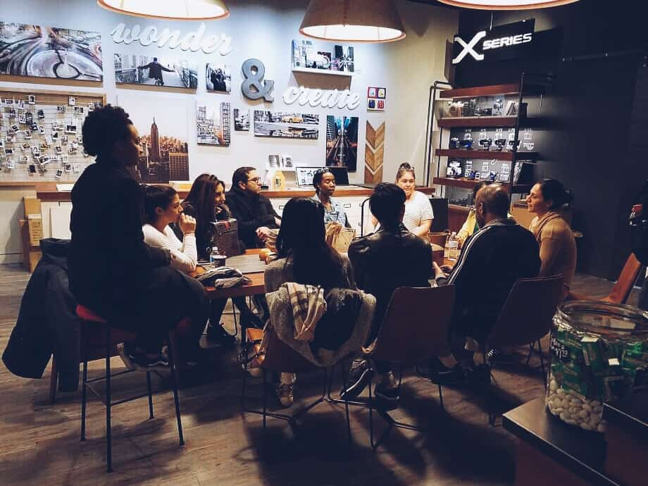 Wonder Photo Shop NYC - photography workshop