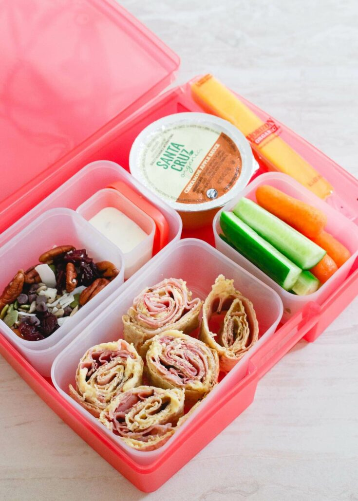 Easy Lunchbox Trail Mix