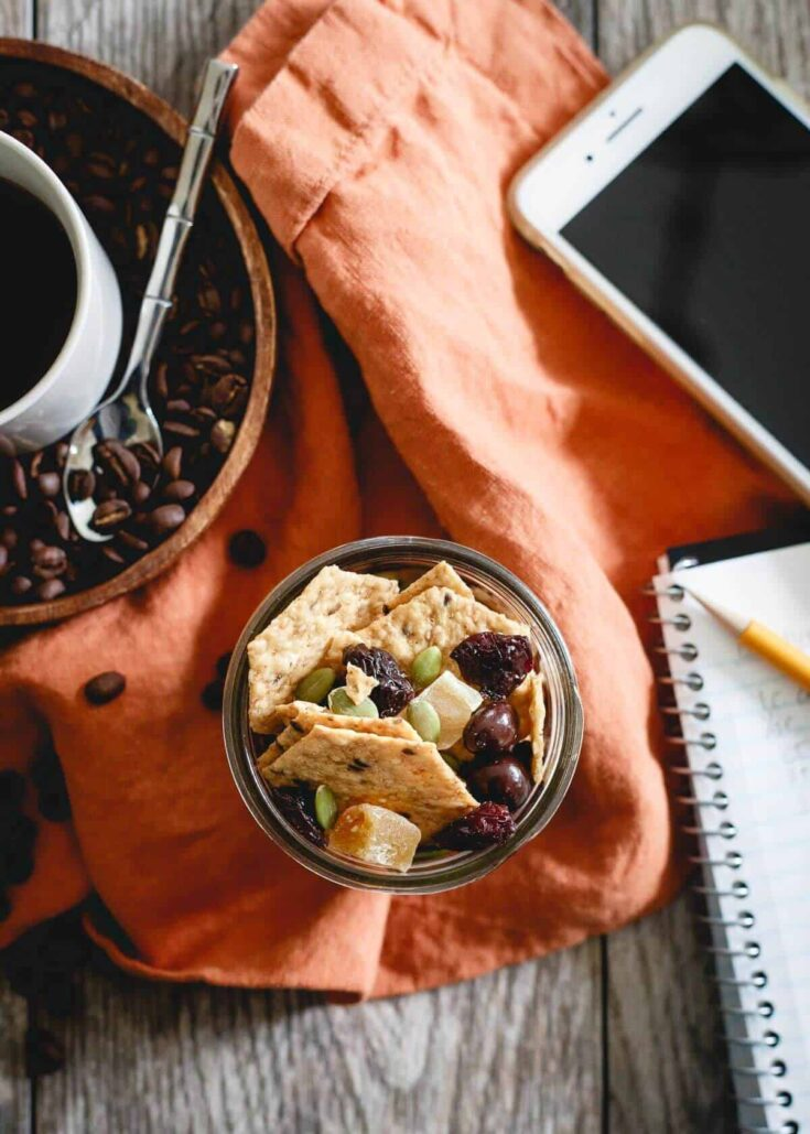 Coffee House Cracker Crunch Trail Mix
