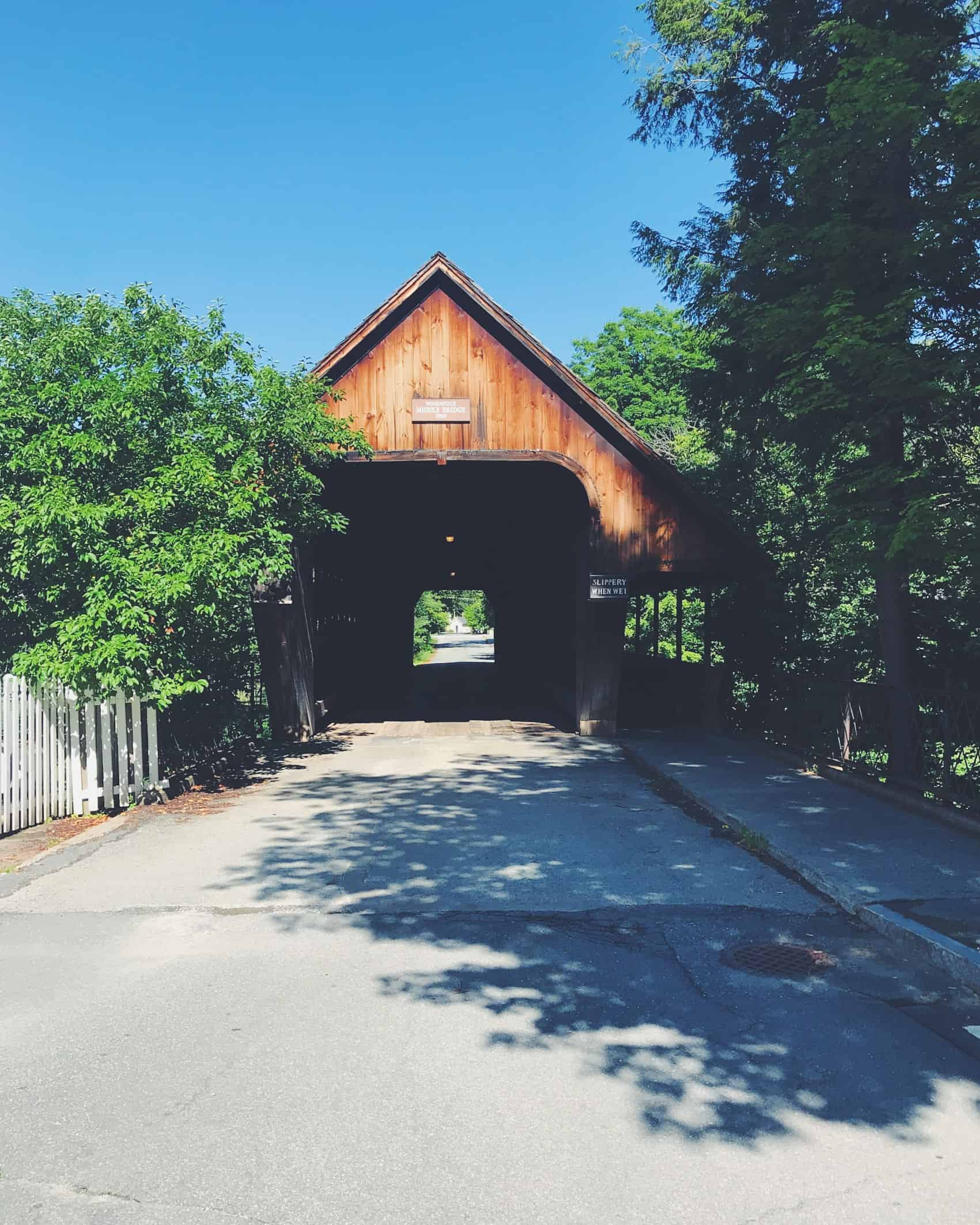 Travel Guide to Woodstock, VT